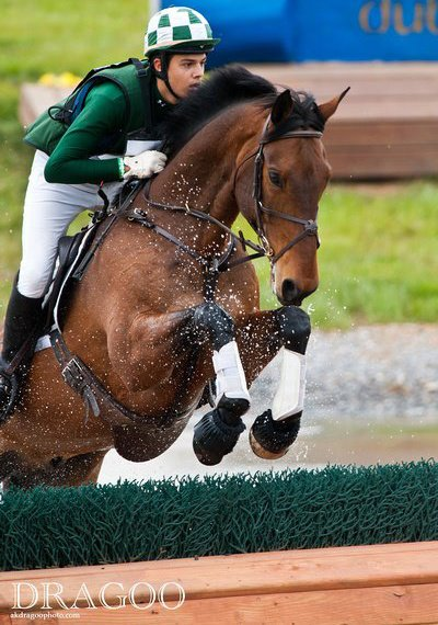 Connor Husain WINS GOLD at NAJYRC CCI